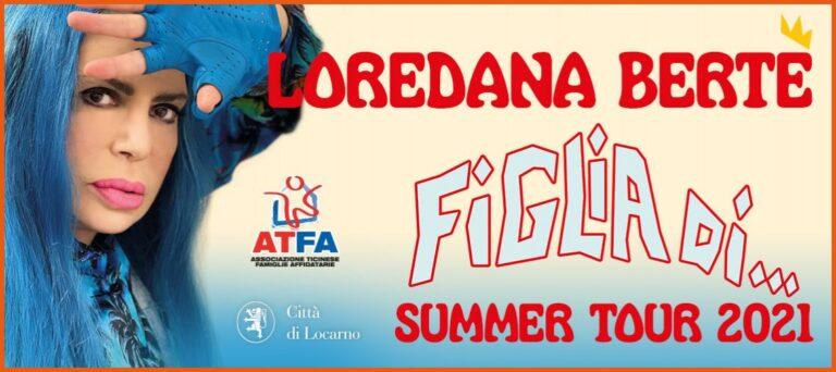 Read more about the article Concerto di Loredana Bertè – ATFA per l'infanzia